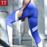 運動カスタム女性のポケットが付いているセクシーなヨガのズボン