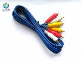3r mannetje aan 3r Mannelijke Kabel RCA