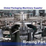 Type rotatoire à grande vitesse machines de remplissage de l'eau minérale