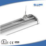 Luz elevada linear industrial do louro do diodo emissor de luz do armazém 100W 150W 200W