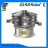 304 ou 316 tamis vibrant circulaire en acier inoxydable rotatif RA800 de la machine