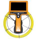 Fabricação do sistema subaquático da câmera da inspeção do esgoto da tubulação