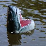 小型3D浮遊動物の装飾