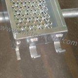 Plancia Finished dell'acciaio dell'armatura di HDG Constrcuction
