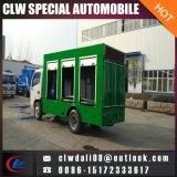 Voertuigen van de Behandeling van afvalwater van China de Beste, de Mobiele Vrachtwagen van de Zuiging van de Riolering
