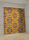 Подгонянный шарф печатание цифров красивейший Silk