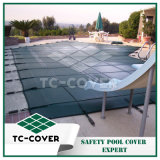 De automatische Dekking van de Veiligheid van het Zwembad