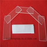 Unterschiedliche Abmessungs-Quarz-Platte mit Qualität