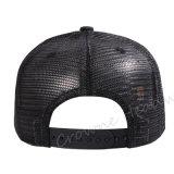 Шлем водителя грузовика крышки сетки Snapback изготовленный на заказ плоский пиковый