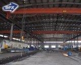 중국 EPS 샌드위치 위원회를 가진 전 설계된 가벼운 강철 구조물 창고