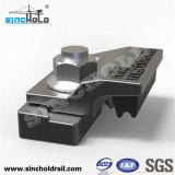 9116/08/37 Grue soudables Clips Rail