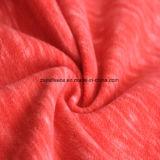 Ватка влияния печатание катиона микро-, ткань куртки (померанцовая)