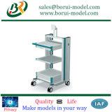 Prototipo plástico de la cubierta del equipamiento médico, piezas del equipamiento médico