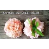 DIY цветочный фитинги лепестков оформление группы свадьбы Peony головки блока цилиндров