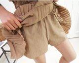 Pannello esterno di scarsità pieghettato modo su ordinazione con allineare dei pantaloni