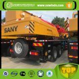 4 sections de flèche Camion grue 25tonne Sany STC250