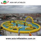 Jogos de desporto insufláveis Pista inflável para os jogos de desporto