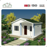 Installazione veloce e bella Camera molto piccola prefabbricata della villa di basso costo
