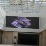 Outdoor P4.81 pleine couleur vidéo pour la publicité de l'écran à affichage LED