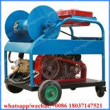 Guangyuan 50-400mm Abwasserkanal-Abflussrohr-Reinigungs-Maschinen-Wasserstrahlabwasserkanal-Reinigungs-Maschine