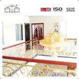 Camera prefabbricata di lusso del pannello a sandwich di colore della struttura d'acciaio dell'indicatore luminoso della villa