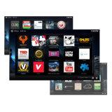 Mxq-PRO ROM di RAM 32g del contenitore Rk3328 4GB di Android TV