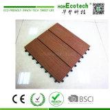 Varie mattonelle impermeabili Choice WPC di DIY per attività di svago del giardino