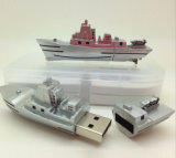 Disco do USB por atacado do navio/cruzeiro/barco do metal (YT-1263)