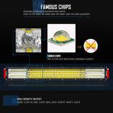 """32 de 22 pulgadas"""" 42"""" 50"""" de 52 pulgadas de la luz de la barra de Combo 100000 Lumen cree Offroad de conducción al por mayor de 4 hileras 12D Barra de luces LED COCHE"""