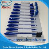 Los cosméticos del cepillo del maquillaje fijaron las herramientas del kit para la belleza