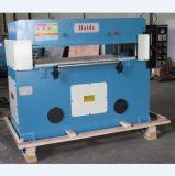 Fábrica de máquina hidráulica del caucho de espuma que corta con tintas
