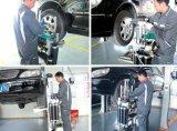 Снятие и ремонт корпуса шин тележки