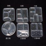처분할 수 있는 플라스틱 식품 포장은 Avawy 음식 콘테이너 도시락을 취한다