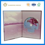 Caja de regalo de gama alta para CD-ROM