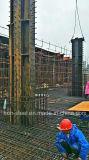 Изготовление сборных высотное здание торгового центра управления стальная рама