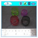 De Buis van het Glas van het Kwarts van Colorized met Draad voor Verstuiver e-Ciggarette