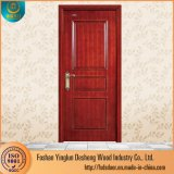 Deshengの金属の表玄関デザイン内部ドアの純木の終わり