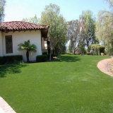 Fio artificial da grama para a forma ajardinando de C