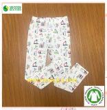 O algodão orgânico Campina Calças de bebé