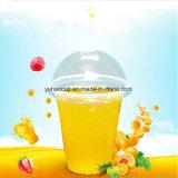 Freie pp. Plastikcup des Saft-mit Kappe