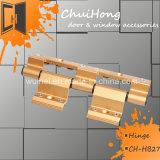 공장 가격 알루미늄 Windows 경첩 단면도 6063-T5