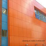 Material de construção de painel composto de alumínio (ALB-054)