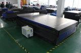 나무를 위한 넓은 체재 UV 평상형 트레일러 인쇄 기계