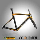 Blocco per grafici su ordinazione della bicicletta della strada della fibra del carbonio 700c della Cina di vendita calda