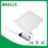 超細い正方形によって引込められる18W LEDの照明灯