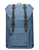Double serviette de Busines d'épaule, sacoche pour ordinateur portable, sac de sac à dos, sac d'école