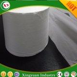 Du papier de soie blanche pour l'absorbant serviette hygiénique des couches de base de matières premières