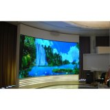 Piscina P2.5 P3 P4 P5 P6mm LED de cor total publicidade Display Board
