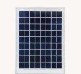 10W Poly panneau solaire pour la maison du système d'éclairage solaire