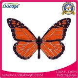Pin del risvolto di figura della farfalla di alta qualità